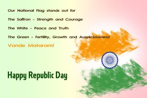 Happy Republic Day Greetings in Hindi