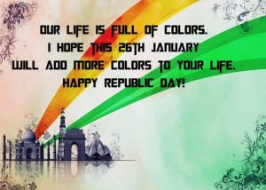 Happy Republic Day Sayings 2019