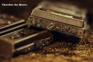 Happy Chocolate Day Captions for Instagram | Chocolate Day 2019 Instagram Quotes