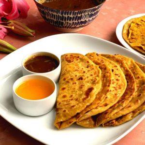 Maharastrian-Puran-Poli